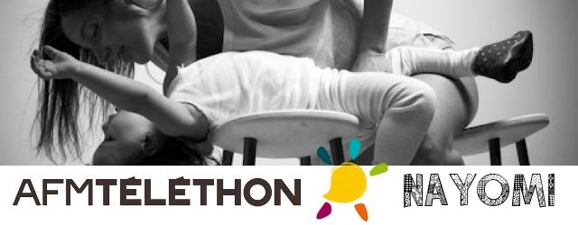 Téléthon 2013 - Nayomi - Dans le cadre du Téléthon 2013, Decodeo vous propose d'acheter l'un des produits créé par Nayomi. nous reversons les bénéfices au Téléthon 2013.