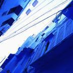7-Bleu intense cables _ lignes