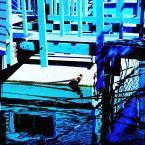 7-Bleu mer côte californienne