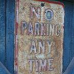 No parking à New York