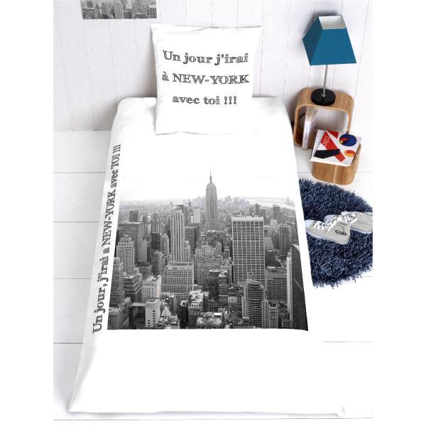 New-York Noir et blanc