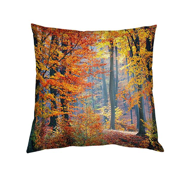 Coussin forestier