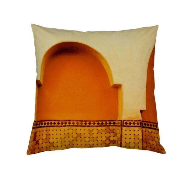 Coussin architecture Marocaine