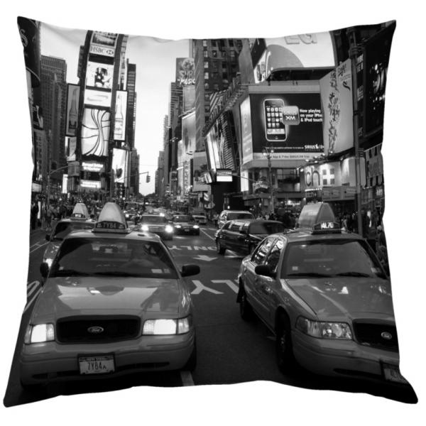 Coussin new york time square