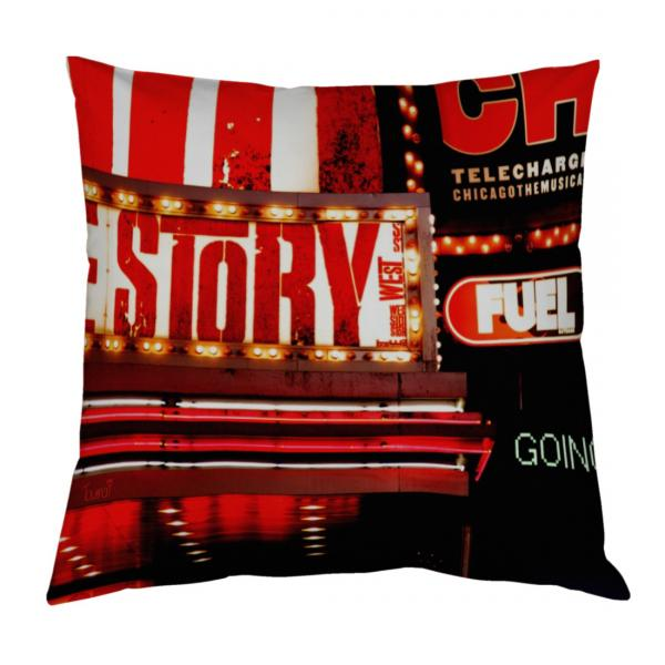 Coussin nuit NYC new york