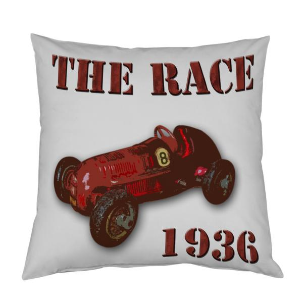 Coussin Voiture - The Race