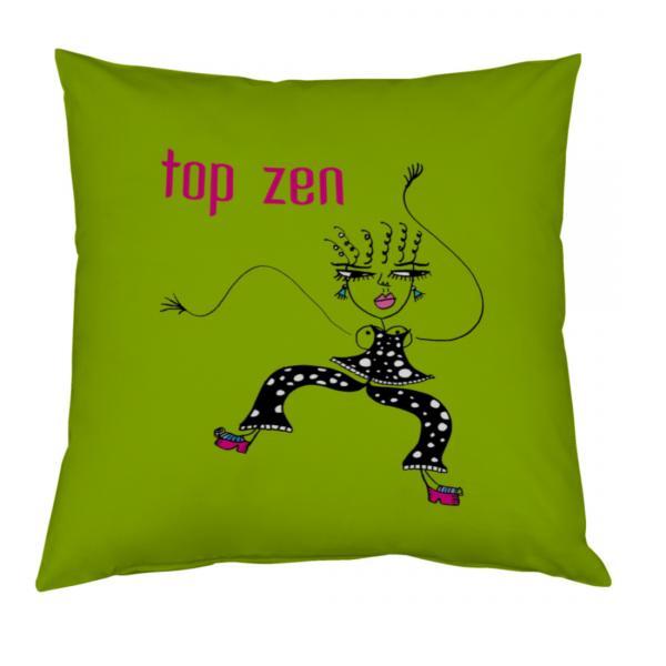 Coussin top zen