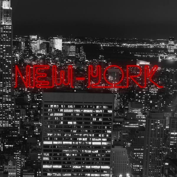 New-York et néons