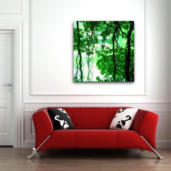 Tableau photo de forêt