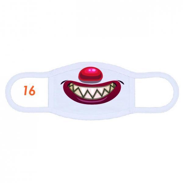 masque-en-tissu-lavable-et-reutilisable-sourire-clown