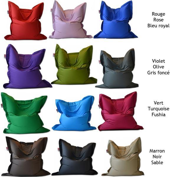 Maxipouf coloris