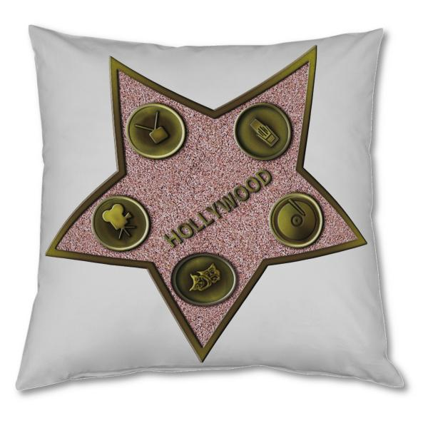 Coussin walk of fame