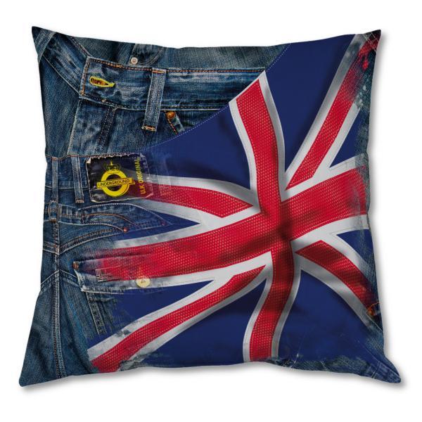 Coussin Union Jack