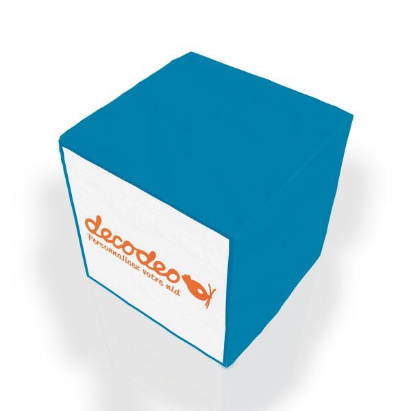 Mockup cube