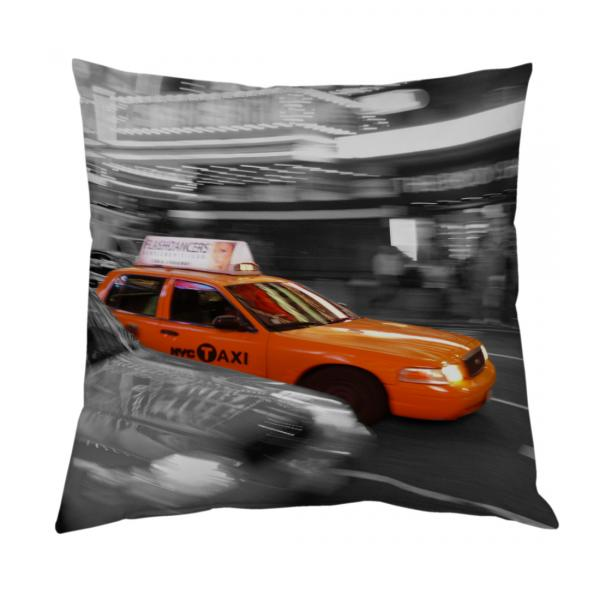 Coussin New-York Broadway