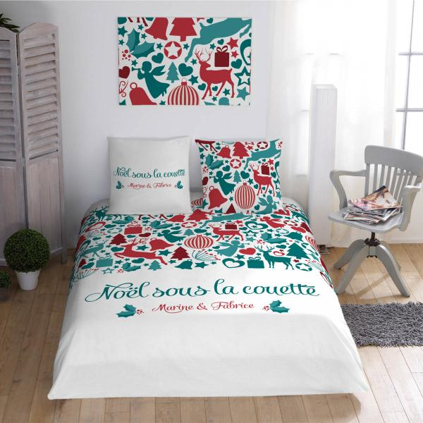 Housse-couette-noel-personnalise
