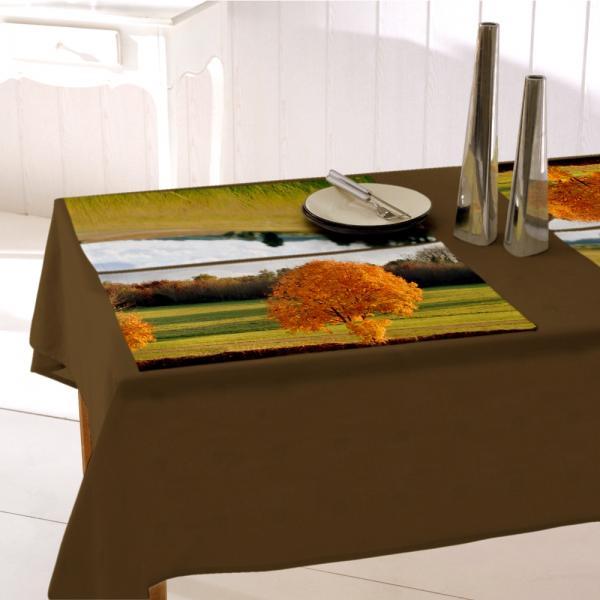 Sets de table personnalisés