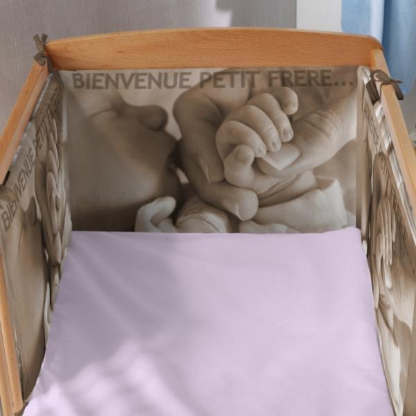 tour de lit bébé personnalisé Tour de lit personnalisé | Decodeo tour de lit bébé personnalisé
